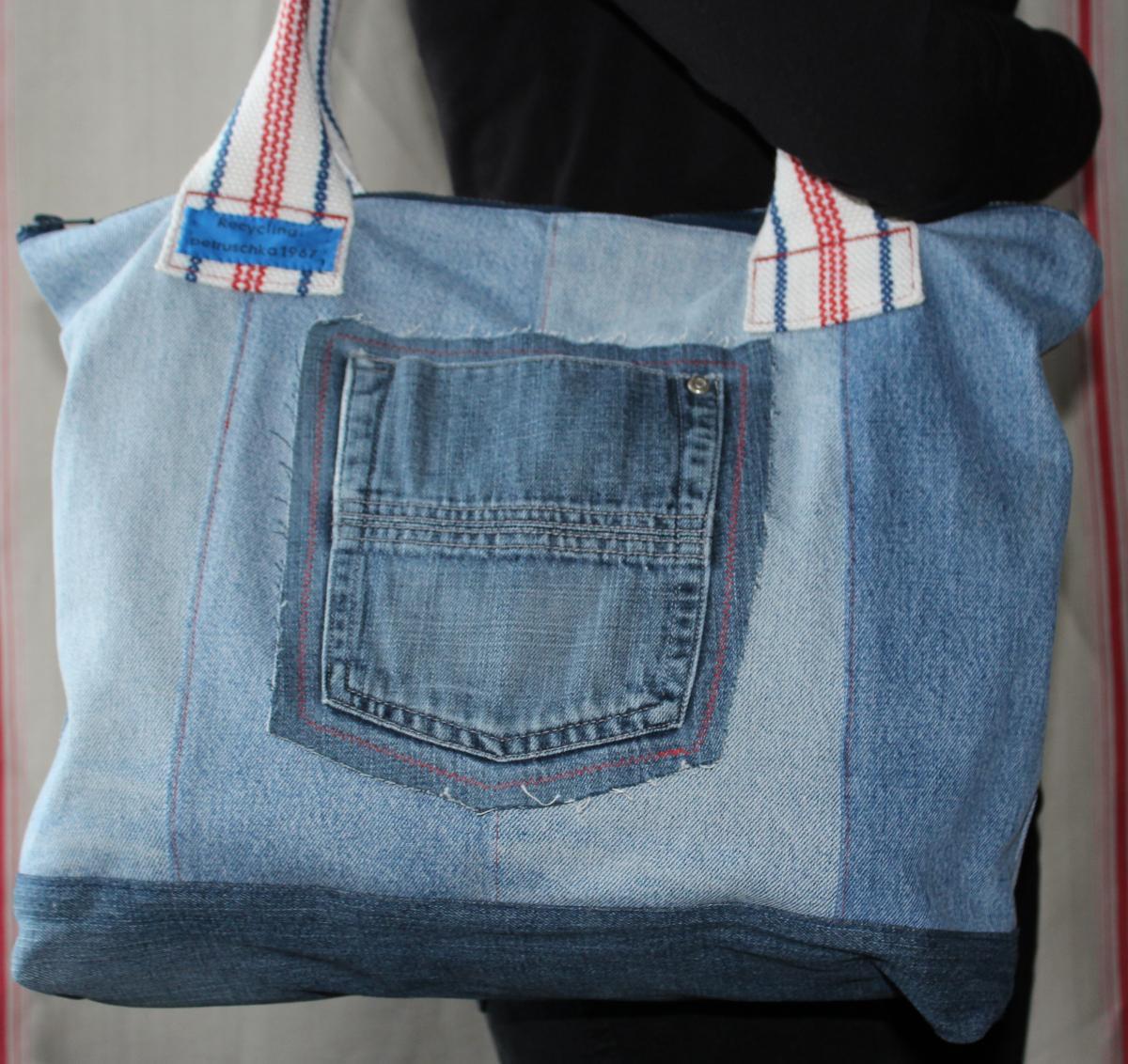 Tasche Querformat